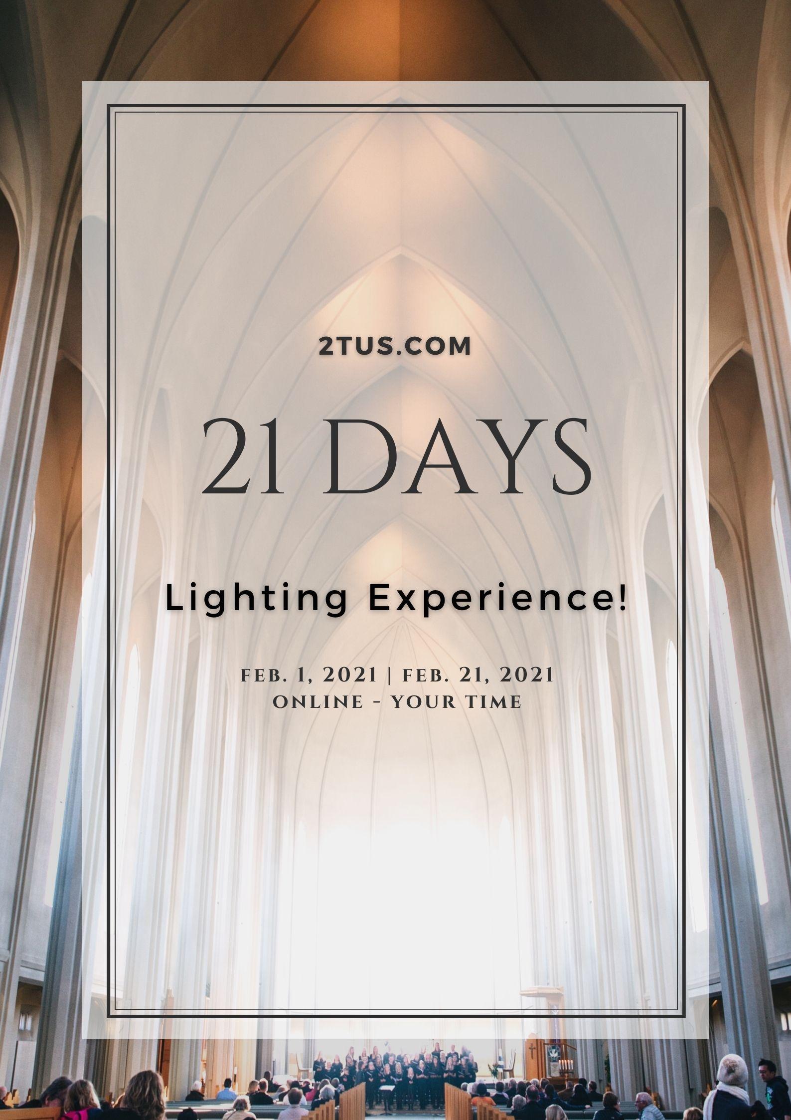 Lighting Experience